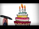 Happy birthday song in Spanish, cumpleanos feliz!