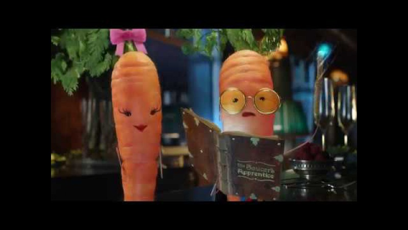 Aldi Christmas Meal Inspiration ft. Kevin The Carrot 2017