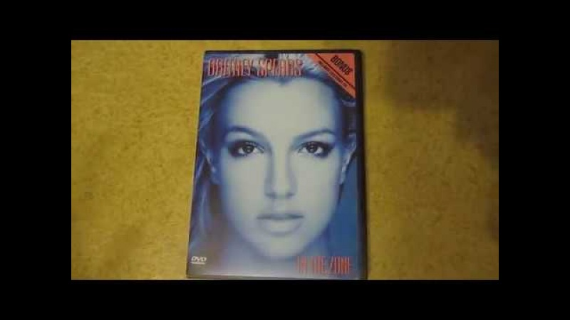 Britney Spears 'In the zone' (DVDCD)