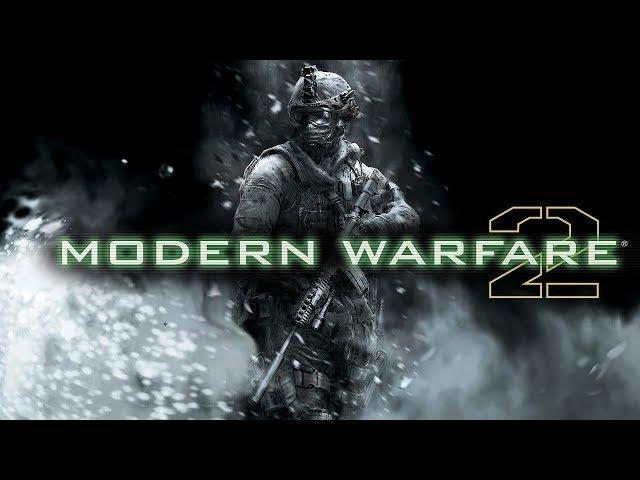 Прохождение - Call of Duty Modern Warfare 2 - Часть 8 ( Отдыхать надо вчера )