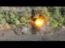 Фантастически точная работа артиллерии ВСН