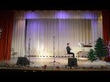 Петр Брайнин рояль Фредерик Шопен - опус 10, этюд №10 Ля-бемоль мажор