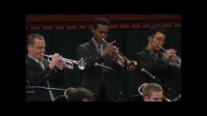 UNT One O'Clock Lab Band Christian McBride In a Hurry 1994