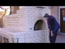 Задвижки вместо кнопок: на Кубани мастер складывает настоящие русские печи