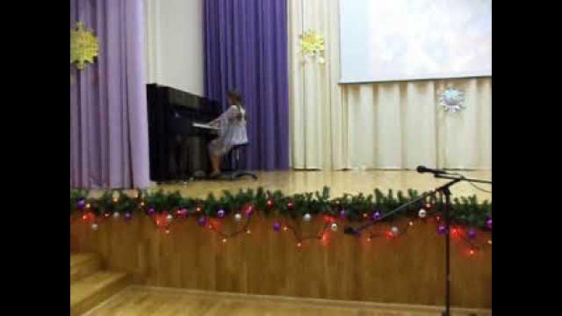 Затонская Милена ученица 6 Б класса Раменской СОШ № 9