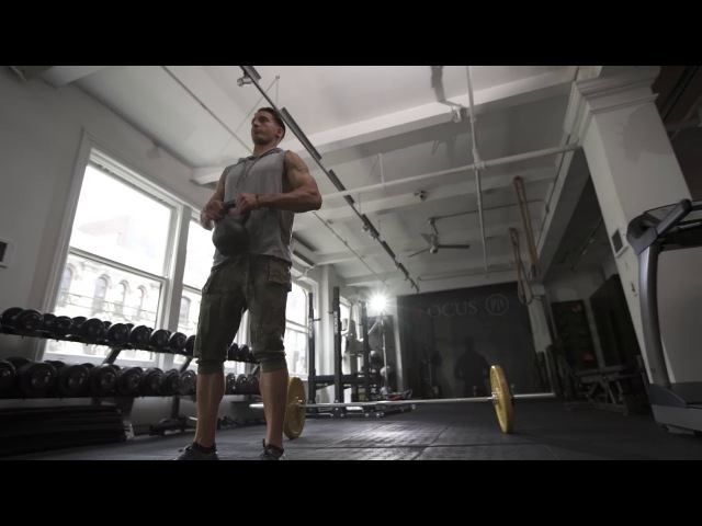 10x10 Workout 2: Cleaning, pulling, and squatting