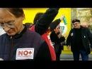 PROTESTA CONTRA LA VISITA DE MARIANO RAJOY A ELCHE (17/02/2018)
