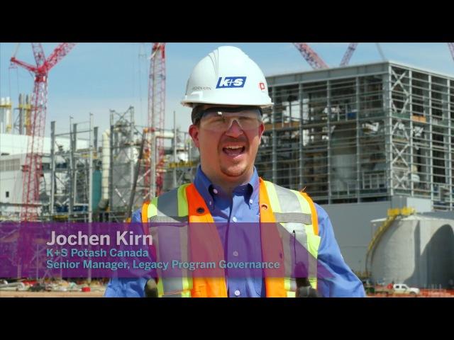 Partnering on Saskatchewan's first potash mine in 40 years