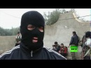كوماندوز سوري يدرب عناصر من الجيش الحر على