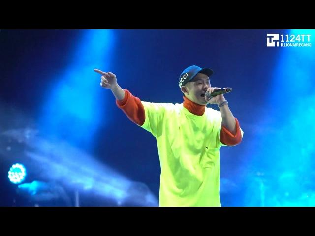 180317 Always Awake - Jazzy Fact (평창패럴림픽 K-POP Concert)