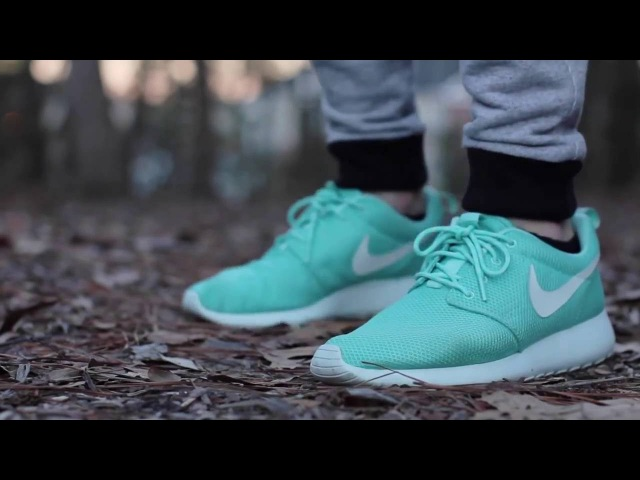 Кроссовки Nike Roshe Run - krossovki-moskva.ru