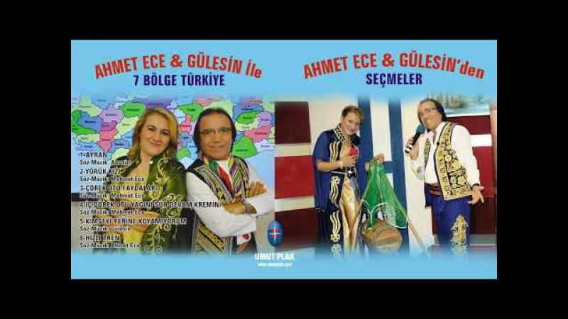 Hareketli Yöresel Türküler 2018 (Oyun Havaları) - Ahmet Ece Gülesin - Azrailim Alda Git