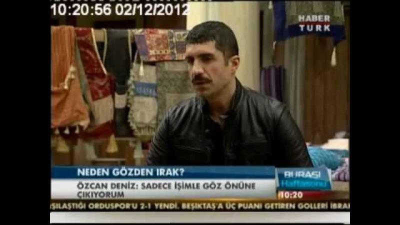 Simge Fıstıkoğlu Burası Haftasonu Özcan Deniz 2 Aralık 2012