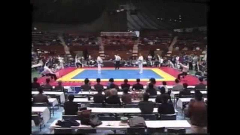 KUDO / DAIDOJUKU HOKUTOKI 1996 Winner:Semmy Schilt (1/6)