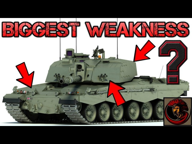 What's The Biggest Weakness on a Tank?