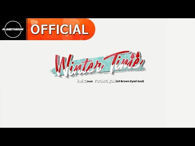 케이지(Kei.G) - Winter Time (Duet 영준 of Brown Eyed Soul) M/V