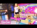 Барби гимнастика. Видео куклы для детей игрушки