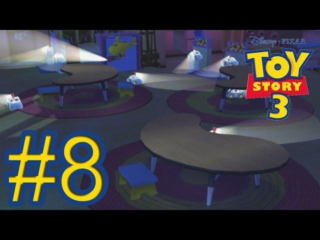 История игрушек 3. Побег из тюрьмы. 8 серия