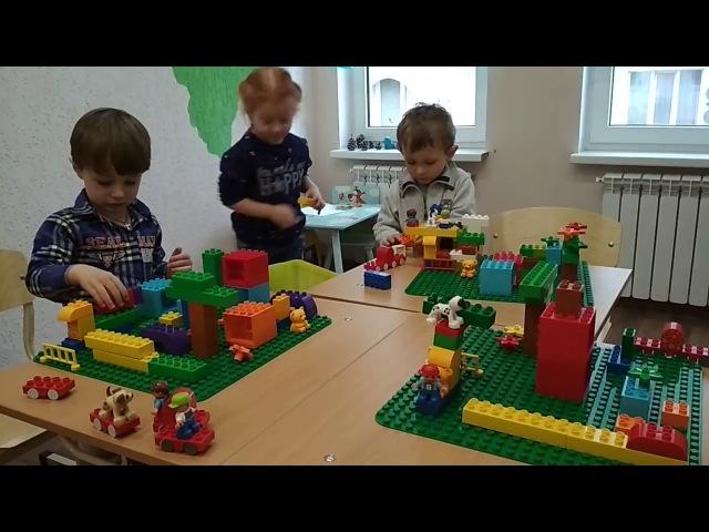 Занятие с лего Часть 2 Полезный конструктор Занятия Легоконструирование Никите 2 5 года