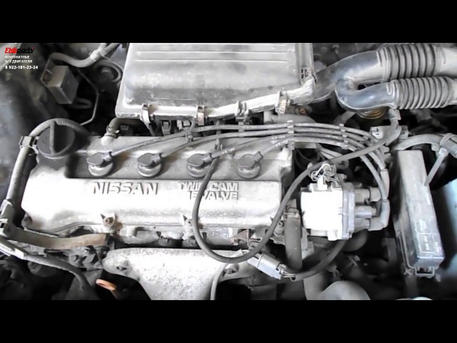 Двигатель Нисан Nissan Micra K11 1 0 16V CG10DE1