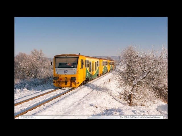 Live Train 24/24 Train Driver's View : Cab Ride Excellent World Railway on SNOW WINTER ! Best Great