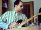 Mark Knopfler's style - Sacral Nirvana (Oliver Shanti) cover by MrFender2