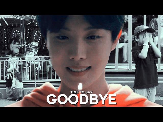 Hoseok; Time To Say Goodbye | suicide!au