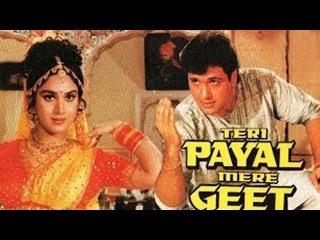 Teri Payal Mere Geet (1993) | Full Movie | Govinda, Meenakshi Sheshadri, Shakti Kapoor, Kadar Khan,