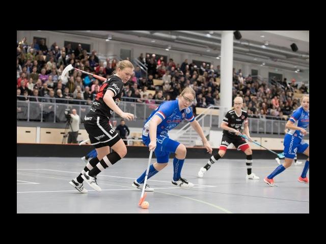 TEHO Sport Suomen Cupin finaalissa naissalibandyn kaksi suurta!