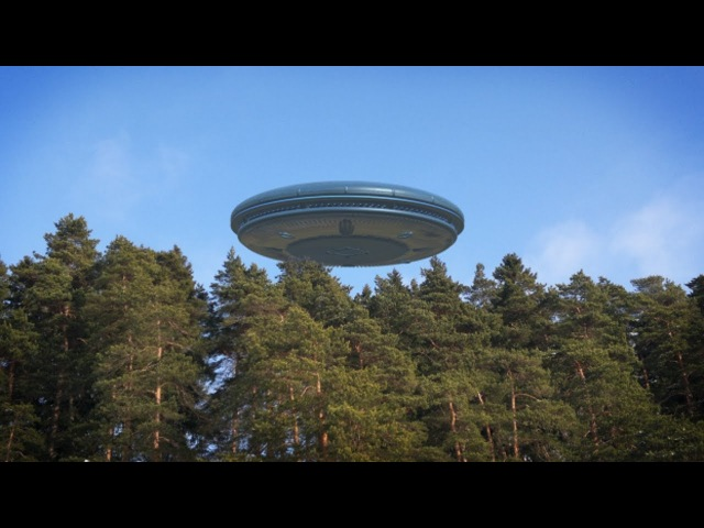 SUBSTANTIAL UFO ALIEN TECHNOLOGY HIGH QUALITY FOOTAGE 24th February 2018