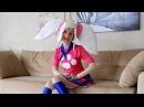 Роза Барбоскина на детский праздник