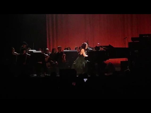 Evanescence - Good Enough (Live at Arlene Schnitzer Concert Hall, Portland, OR, 12/19/17)