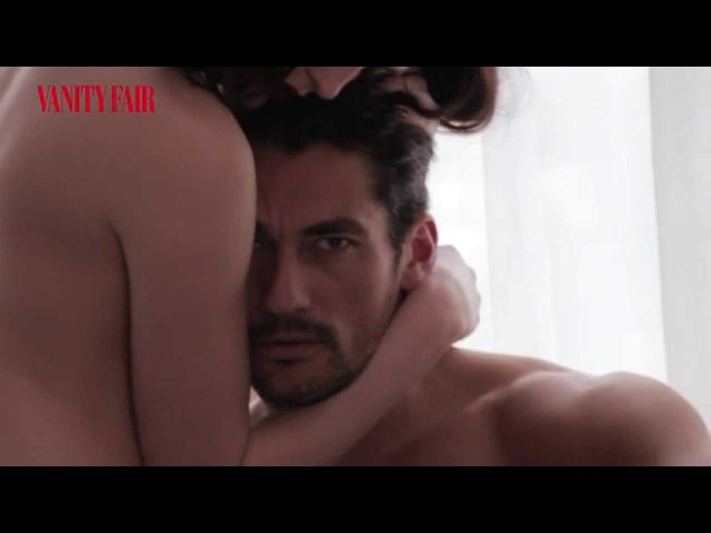 David Gandy by Mariano Vivanco for Vanity Fair España | Video by Junietsy de Marcos