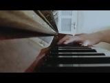 Delibal/Дикий мёд || Çagatay Ulusoy - Mutlu Sonsuz (piano cover)