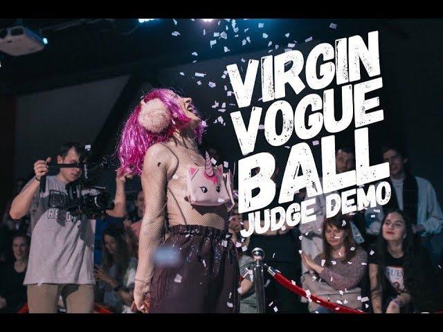 BARBARA KARMA FERRE - Virgin Vogue Ball