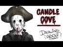 CANDLE COVE Draw My Life creepypasta