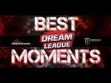Best DreamLeague Season 8 Moments ft. Na'Vi, Team Liquid, Virtus.Pro...