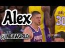 Alex Len Full Highlights vs LA Lakers 11.17.2017 (17pts) Suns NBA Season November