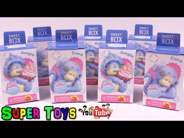 СВИТ БОКС сюрприз Sweet Box для детей /Игрушки Toy surprises Kinder Surprise