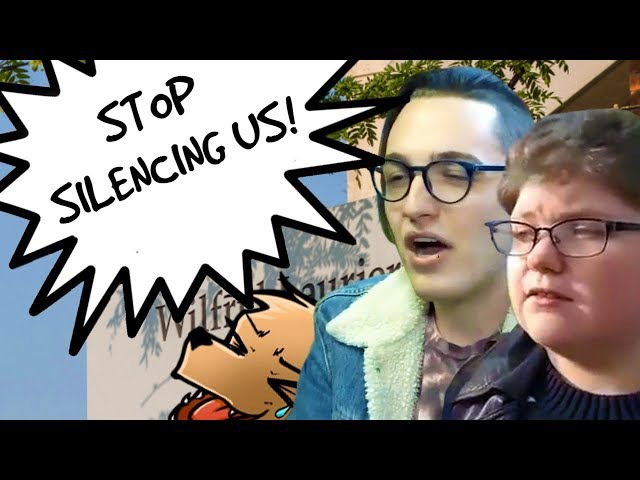 Laurier University Trans Students Demand Apology