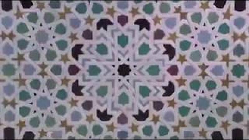 Fas - İslami Seramik ve Alçı İşleme Geleneksel Mimari