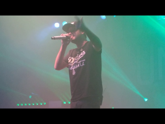 Dead Bite - Hollywood Undead, The Rave/Eagles Club, Milwaukee WI, 11-14-17