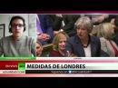 Theresa May está sacando provecho de la situación