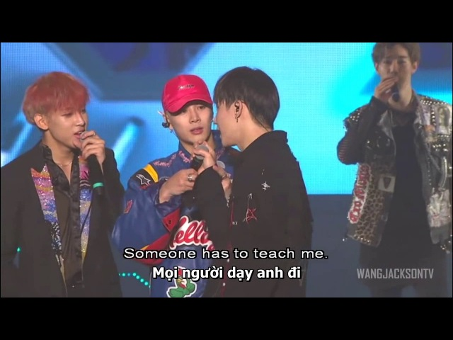 [Vietsub] GOT7 DANCING TO CAN'T 1st FLY IN SEOUL CONCERT DVD
