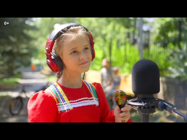 Лизавета Седьмое видео проекта 10 песен атомных городов