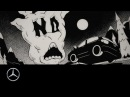 """Mercedes-Benz Tongue Twisters: """"Deer"""" by mcbess 