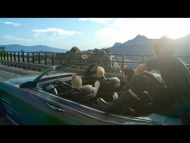 FINAL FANTASY XV WINDOWS EDITION   Launch Trailer