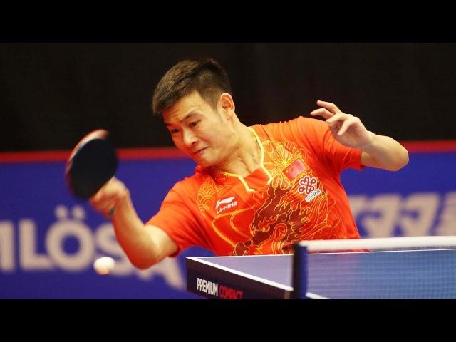 [MS-QF] 2018 Hungarian Open - LIU Dingshuo Vs GROTH Jonathan - Full Match - HD720p60f