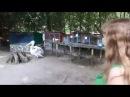 Абхазия 2017 В зооуголке приморского парка Старой Гагры
