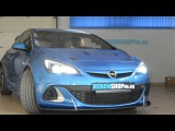 Opel Astra J OPC 2013 ДХО/Дьявольские глазки